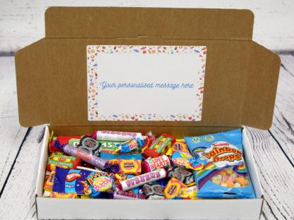 Teachers Retro Letterbox Sweets